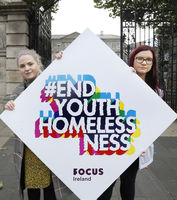 Asset: NO FEE 143 Focus Youth homeless petition at Dail.JPG