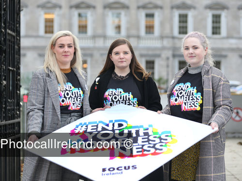 Asset: NO FEE 311 Focus Youth homeless petition at Dail.JPG