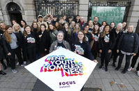 Asset: NO FEE 020 Focus Youth homeless petition at Dail.JPG