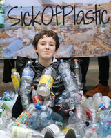 Asset: NO FEE 290 Sick of Plastic Protest.JPG