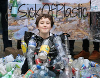 Asset: NO FEE 285 Sick of Plastic Protest.JPG